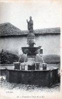 Fontaine à CHAS - (33) - - Autres Communes