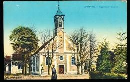 SLOVAQUIE LEOPOLDOV / Lipotvar, Fegyintezeti Templom / - Slovacchia