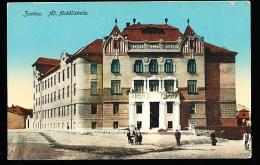 SLOVAQUIE ZSOLNA / All Föréaliskola / - Slovacchia