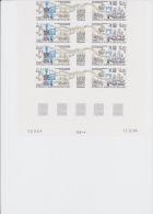 Taaf  PA 90 Et 91LE TRIPTYQUE - Blocs-feuillets