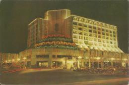 PAKISTAN PICTURE POSTCARD KARACHI HOTEL TAJ MAHAL - Pakistán
