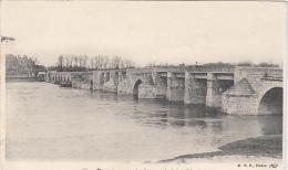 45 - Beaugency - Le Pont Sur La Loire, XIe Siècle  (peu Vue..voir Dos) - Beaugency