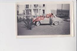 Les Lecques Var Septembre 1957 Simca Aronde P 60 - Coches
