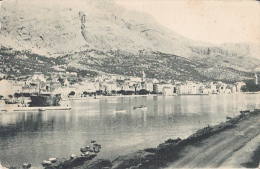 MAKARSKA 66 --  OBALA  --  SHIP, STEAMER,  1932 - Kroatien
