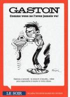 CPM GASTON LAGAFFE DE FRANQUIN BD - Bandes Dessinées