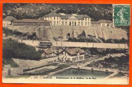 CAUTERETS - Etablissement Raillere , Tramway    ( L65 ) - Cauterets