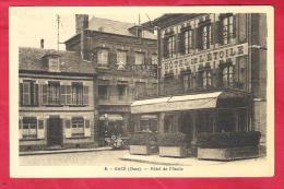61-Gacé-Hôtel De L´étoile Très Belle Cpa - Gace