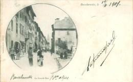 04 BARCELONNETTE La Grande Rue - Barcelonnette