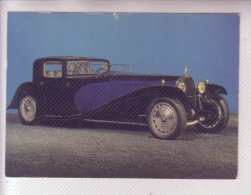 68 MUSEE-NATIONAL-de-l'AUTOMOBILE MULHOUSE BUGATTI 1928 AMILCAR 1926-27DAIMLER 1912 Lot De 3 Cartes Postales Non écrites - Sonstige