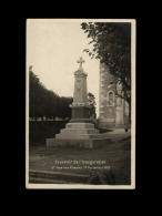 50 - SAINT-JEAN-DES-CHAMPS - Souvenir De L'inauguration 17 Septembre 1922 - Monument Aux Morts - Autres Communes