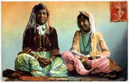 ALGERIE SCENES ET TYPES FEMMES MAURESQUES - Argelia