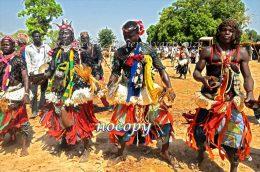 Photo De Masque Au Burkina - Art Africain