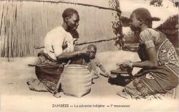 Zambèze - La Salutation Indigène, 1er Mouvement - Zambie