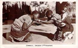 Zambèze - Salutation, 2eme Mouvement - Zambia