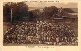 Dahomey - Ecole De Porto-Novo - Dahomey