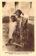 Dahomey - Une Maman Et Sa Fille Ouidah - Dahomey