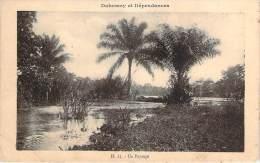 Dahomey - Un Paysage - Dahomey