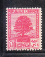 Lebanon 1937-40 Cedar Tree Used - Liban