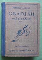 Buch Obadjah Und Die Zk 14 Oder Die Fröhlichen Abenteuer Eines Hexenmeisters. - Livres Pour Enfants