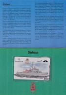 P 395 Dufour Marine (mint,Neuve) Dans Etui Catalogue 55 € Rare - Belgien