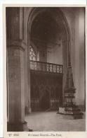 Norfolk Postcard - Worstead Church - The Font, Norfolk  K424 - Andere