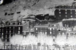 Grenoble En 1910 - Fort Rabot Et Quai République -  RARE Plaque De Verre Photo - Diapositivas De Vidrio