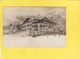 CPA Photo - BAYER GMAIN - Hotel AM FORST - Deutschland