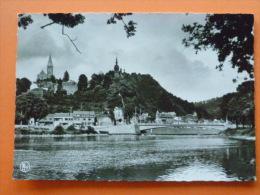 E1-belgique-esneux-sur- Ourthe---pont-eglise--carte Photo--1968 - Esneux