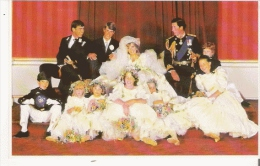 ROYAL WEDDING 1981 (LADY DI ET PRINCE CHARLES) 38 - Familles Royales