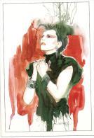 Jeanne Mas-- José Correa --(Réf.4746) - Artistes