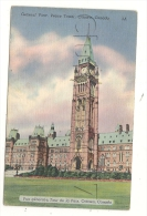 Ottawa (Canada) : Peace Tower En 1920. - Ottawa
