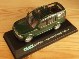 Cararama (Oliex) 43KFB35S, Land Rover Discovery 3, 1:43 - Cararama (Oliex)