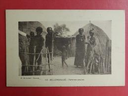 Senegal - Bellengoulbé - Femmes Peules - Sénégal