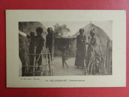 Senegal - Bellengoulbé - Femmes Peules - Senegal