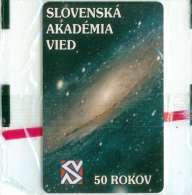 SLOVAQUIE 100 000 EX 02/2003 MINT ESPACE - Astronomy