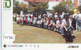 Carte Prépayée  Japon * TRAIN * IO * CARD  (3596) Japan Prepaid Card * ZUG * Karte * TREIN * JR * - Treni