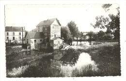 cp, 79, Argenton-l'Eglise, Le Moulin sur l'Argenton,  voyag�e 1956 ?