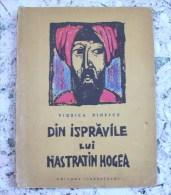 ROMANIA-DIN ISPRAVILE LUI NASTRATIN HOGEA,VIORICA DINESCU - Boeken, Tijdschriften, Stripverhalen