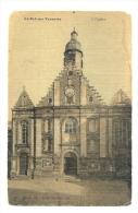 Cp, 62, Saint-Pol-sur-Ternoise, L'Eglise - Saint Pol Sur Ternoise