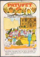 Coleccionable PATUFET Año 1968 Nº2 - Books, Magazines, Comics