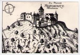 Postcard - Croatia, Mošćenice       (V 18175) - Croacia