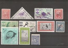 Oiseaux ( Lot De Timbres Privés Divers à Voir) - Vogels