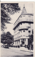 MONDORF-LES-BAINS (Luxembourg) GRAND HOTEL AULNER - NOUVEL HOTEL- VOITURE-  VOIR  2 SCANS - - Bad Mondorf