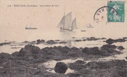 PORT-LOUIS - Les Rochers Du Loïc - CPA TBon Etat (voir Scan) - Port Louis