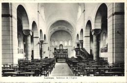 BELGIQUE - HAINAUT - BRUNEHAUT - LAPLAIGNE - Intérieur De L'Eglise. - Brunehaut
