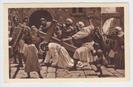 Vintage Vita Di Gesù No 20 - Jésus - Casa Edit. S. Lega Milano - État TB - VG Condition - Ottime Condizioni - 2 Scans - Jesus