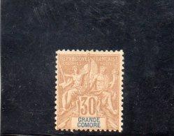 GRANDE COMORE 1897 *