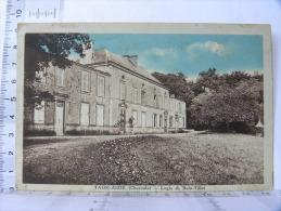 CPA (16) Charente - TAIZE AIZIE -  Logis De Bois-Tillet - France