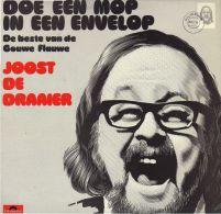 * LP *  JOOST DE DRAAYER - DOE EEN MOP IN EEN ENVELOP (Holland 1971 EX-!!!) - Humor, Cabaret