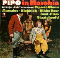 * LP *  PIPO IN MAROBIA (Holland 1974) - Kinderen